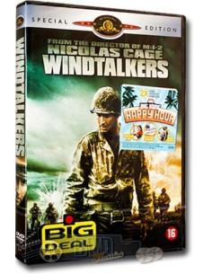 Windtalkers - Nicolas Cage, Christian Slater, Mark Ruffalo - DVD (2002)