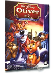 Oliver & Co - Walt Disney - DVD (1988)