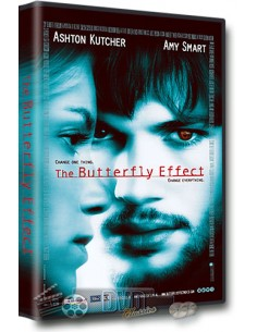 The Butterfly Effect - Amy Smart, Ashton Kutcher - DVD (2004) DVD-Classics Impression!