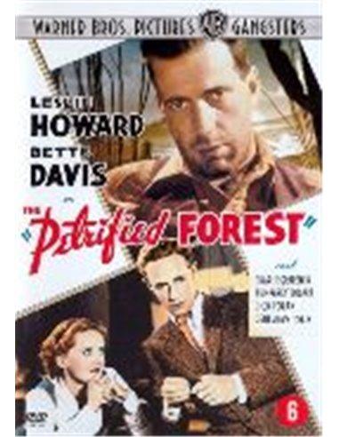 The Petrified Forest - Leslie Howard, Bette Davis, Humphrey Bogart - DVD (1936)