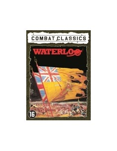 Waterloo - Orson Welles, Rod Steiger, Virginia McKenna - DVD (1970)