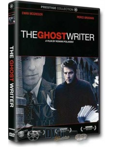 The Ghost Writer - Ewan McGregor, Pierce Brosnan - DVD (2010)