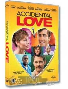 Accidental Love - Jake Gyllenhaal, Jessica Biel - DVD (2015)