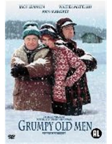 Grumpy Old Men - Jack Lemmon, Ann Margret, Walter Matthau - DVD (1993)