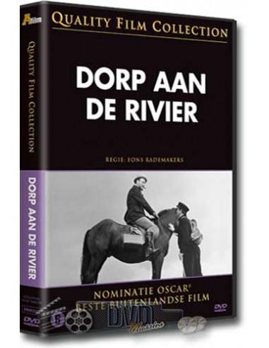 Dorp aan de Rivier - Max Croiset - Fons Rademakers - DVD (1958)