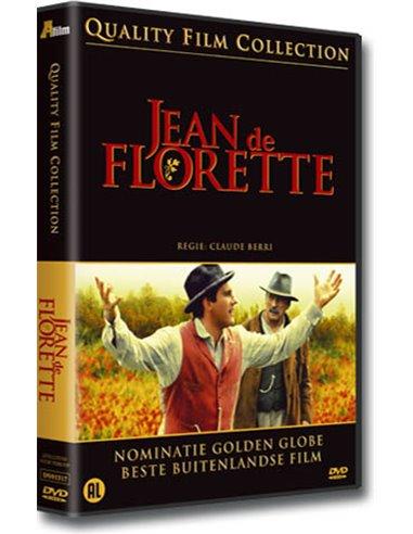 Jean de Florette - Gérard Depardieu, Yves Montand - DVD (1986)