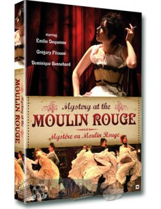 Mystery at the Moulin Rouge - DVD (2011)