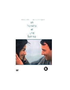 Homme et une Femme - Jean-Louis Trintignant, Anouk Aimée - DVD (1966)