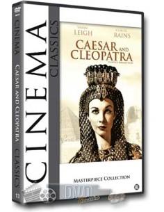 Caesar and Cleopatra - Vivien Leigh, Claude Rains - DVD (1945)
