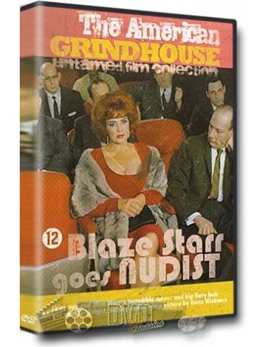 Blaze starr goes nudist - DVD (1962)