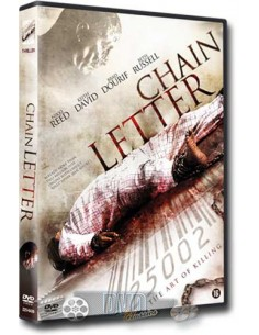 Chain Letter - Nikki Reed, Madison Bauer, Phil Austin - DVD (2010)