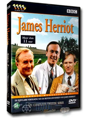 James Herriot - Seizoen 2 - DVD (1978)