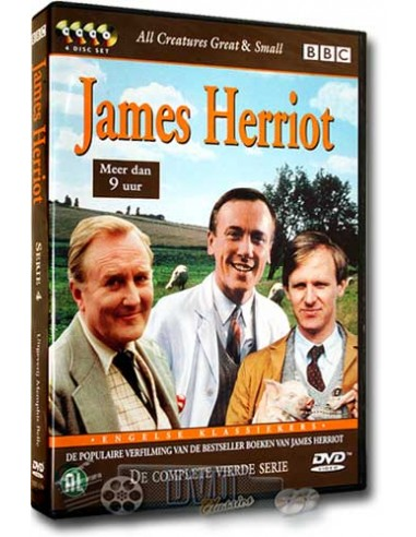James Herriot - Seizoen 4 - DVD (1988)