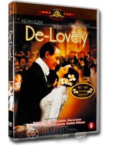 De-lovely (inclusief gratis CD met de volledige soundtrack) - (DVD)