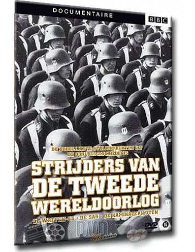 Strijders uit WOII - DVD