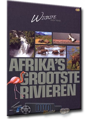 Wildlife - Afrika's Grootste Rivieren - DVD (2008)