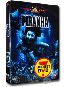 Piranha - Bradford Dillman, Heather Menzies - DVD (1978)