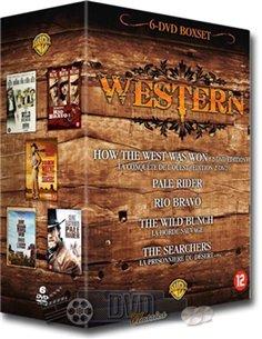 Western Boxset - DVD (2013)