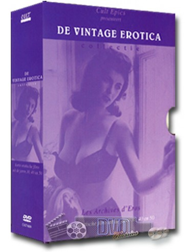 Vintage Erotica Collectie - DVD (1950)