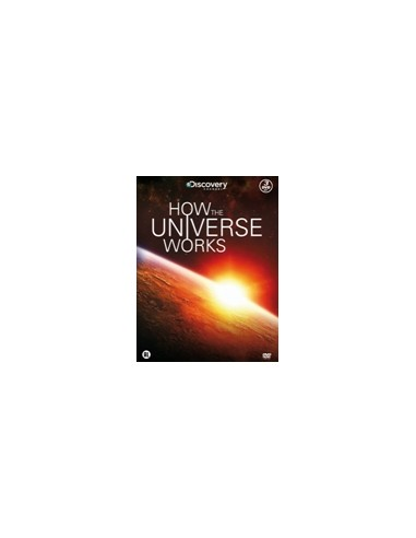 How the Universe Works - Discovery - Blu-Ray (2011)