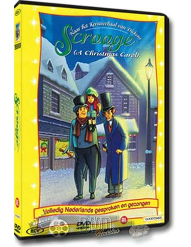 Scrooge - A Christmas Carol - Charles Dickens - DVD (1994)