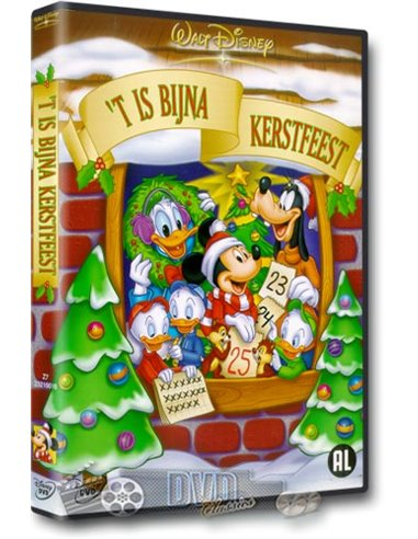 Het is bijna kerstfeest - Walt Disney - DVD