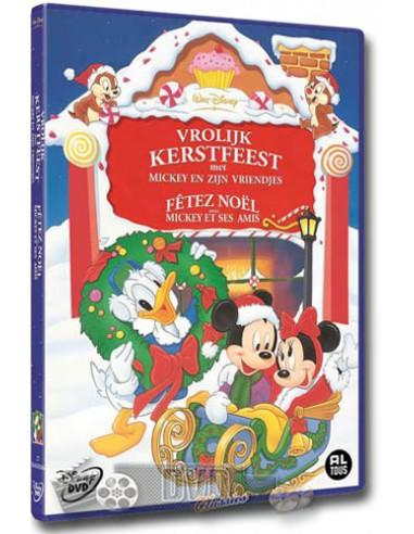Vrolijk Kerstfeest met Mickey en zijn Vrienden - DVD (2006)