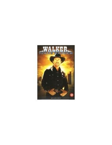 Walker Texas Ranger - Seizoen 2 - Chuck Norris - DVD (1994)