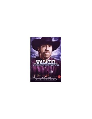 Walker Texas Ranger - Seizoen 5 - Chuck Norris - DVD (1996)