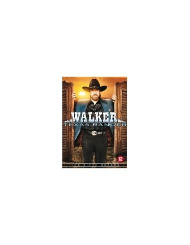 Walker Texas Ranger - Seizoen 6 - Chuck Norris - DVD (1998)