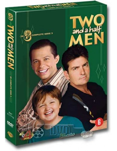 Two and a half men - Seizoen 3 - DVD (2003)