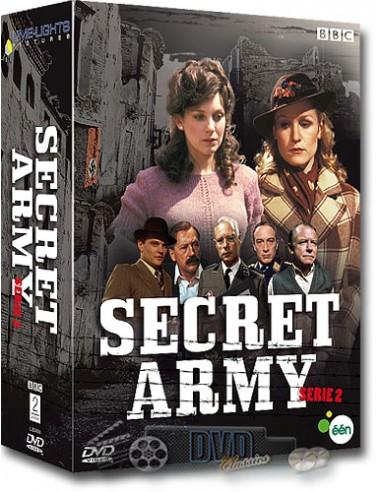 Secret army - Seizoen 2 - DVD (1978)