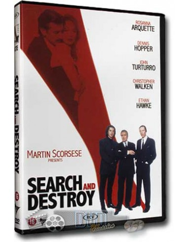 Search and Destroy - Christopher Walken, Dennis Hopper - DVD (1995)
